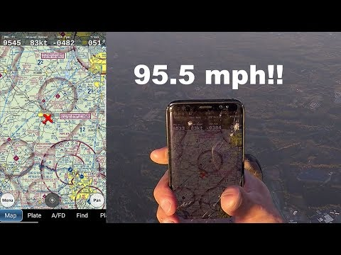 95.5 mph Paramotor World Speed Record!!!? :)