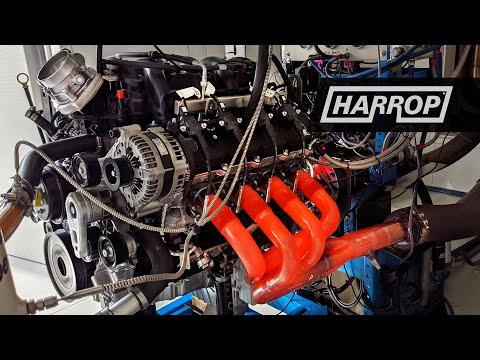 Ford Godzilla 7.3L V8 | Harrop Supercharger Testing