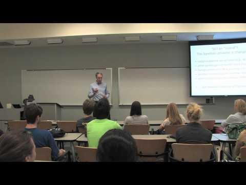 """The American Exception: Baseball vs. Soccer"" - Dr. Frank Lechner (Sociology)"