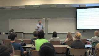 """The American Exception: Baseball vs. Soccer"" - Dr. Frank Lechner (Sociology)"
