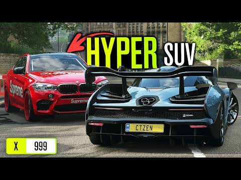 The First HYPER SUV in Forza Horizon 4?! thumbnail