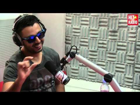 AHMED CHAWKI DANS LE MORNING DE MOMO SUR HIT RADIO - 27/06/14