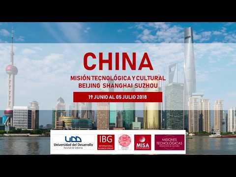 Misión Tecnológica y Cultural a China 🇨🇳
