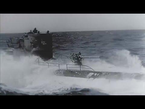 Подводная война - советские подлодки во Второй Мировой
