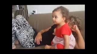 אלה פמסון הרקדנית הצעירה ביותר בעולם