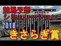 きさらぎ賞 2018 競馬予想シミュレーション by StarHorsePocket(SEGA)