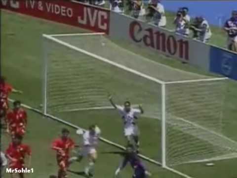 Sveriges VM 1994 i USA - Alla Målen + Straffläggningen