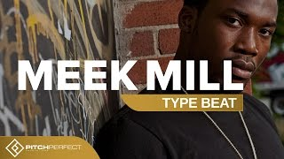 "Meek Mill Type Beat - ""Up North"" (Prod. by 3P Beats)"