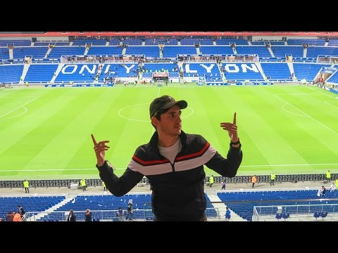 MON PREMIER MATCH EN LOGE VIP ORANGE (OL-MONACO)