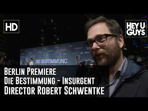 Berlin Insurgent Premiere - Director Robert Schwentke Interview
