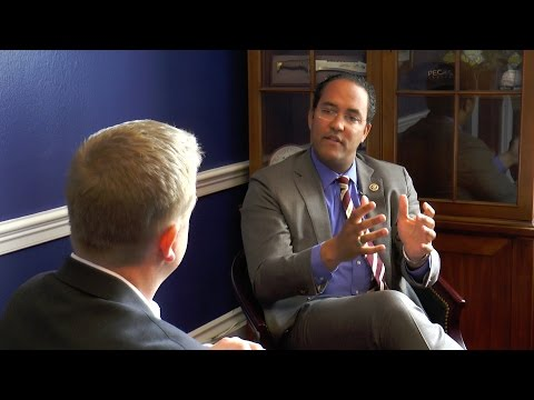From CIA to Congress: An Interview with US Congressman Will Hurd