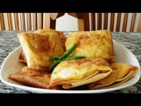 Resep Martabak Telur Mini Kulit Lumpia Paling Praktis Dan Enak