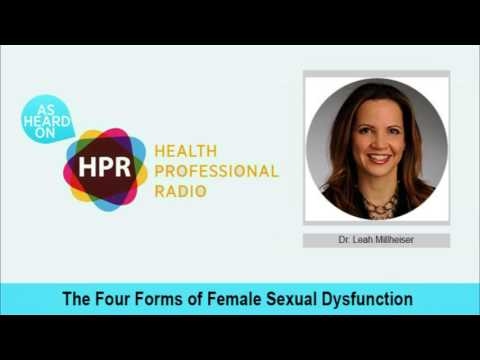 Female Sexual Dysfunction forms the four forms of female sexual dysfunction