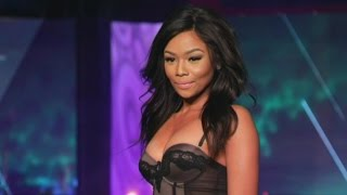Bonang Matheba – face of the Distraction Lingerie collection at Woolworths