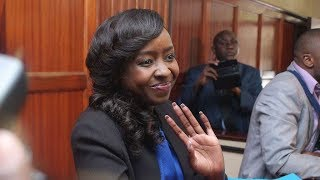 Jacque Maribe granted bail in the Monica murder case