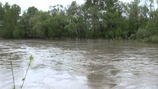 Наводнение в Каменке 31 мая 2014 г с. Советское Алтайский Край