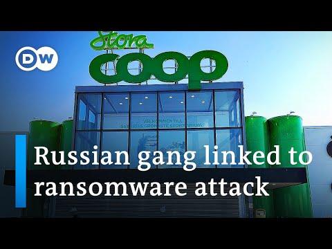 Hackers demand $70 million ransom in Kaseya cyberattack   DW News