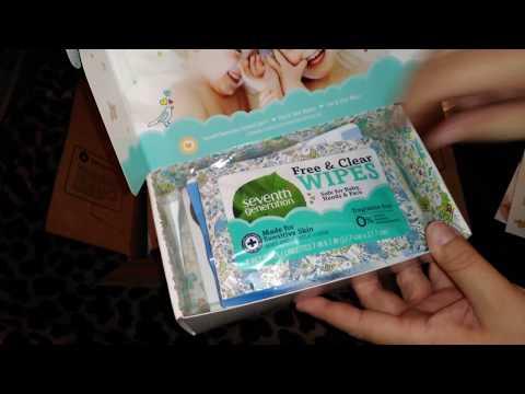 2018 FREE AMAZON BABY REGISTRY WELCOME BOX