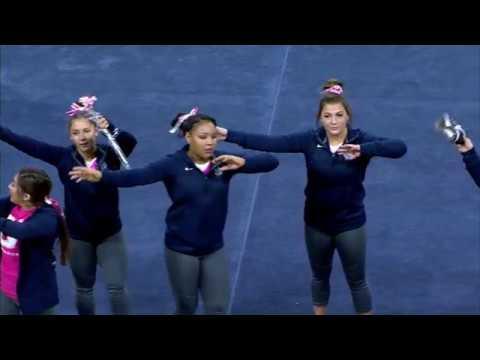 Highlights Gymnastics NCST/BG vs Utah State