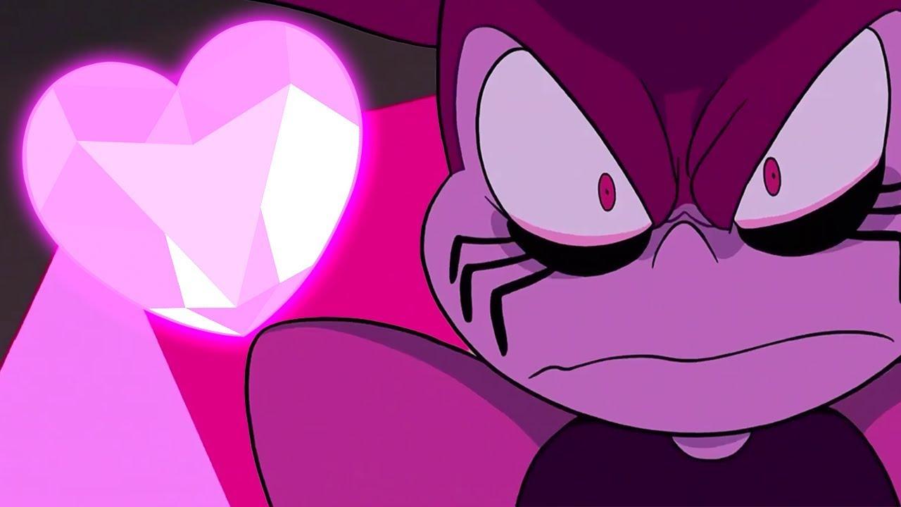 Concept Art Steven Universe Movie Spinel