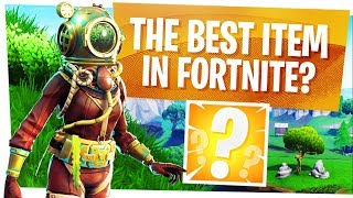 Is THIS the BEST Item in Fortnite now!? - Fortnite Mythbusters - It can even BLOCK an RPG shot!