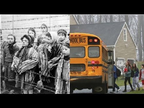Public School Concentration Camps (Morality-Free Zones)