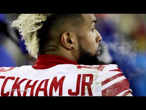 Odell Beckham Jr ROBBED in Houston!