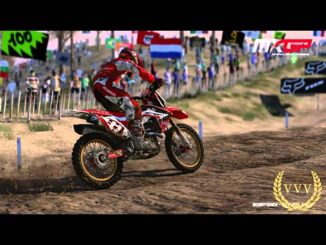 MXGP The Game - Developer Interview