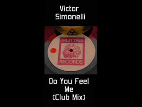 Victor Simonelli - Do You Feel Me (Club Mix) (NY's Finest)