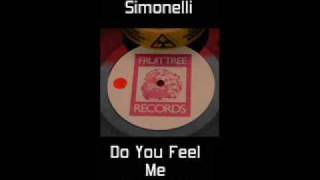 Victor Simonelli - Do You Feel Me (Club Mix) (NY