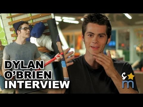 "Dylan O'Brien Talks ""The Internship,"" Working with Owen Wilson & Vince Vaughn"