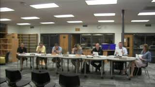 East Troy Community School District - Board Meeting, July 15th 2019