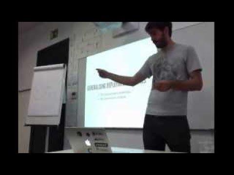 SCBCN15 Delusion Driven Development felipe fernandez