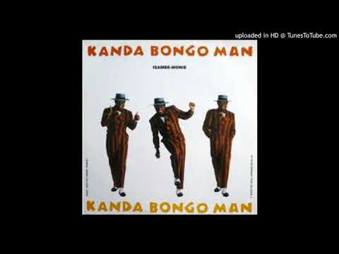 Kanda Bongo Man  :Isambe Monie 1990 Vinyl