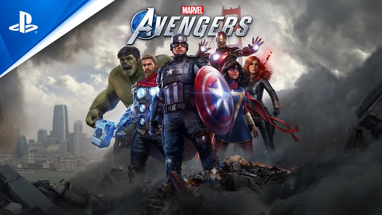 New Avengers Trailer Touts Advantages of Playing on PlayStation