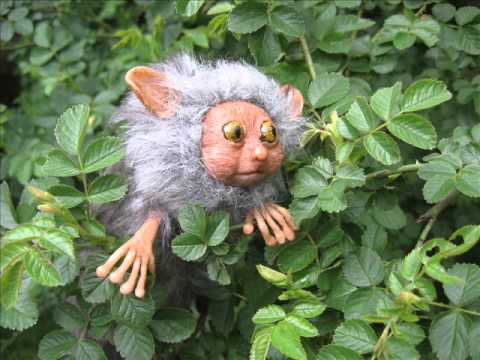 13313a4e2 OOAK KoboldMaki Monkey. Artist doll by Mam-m-mi - YouTube
