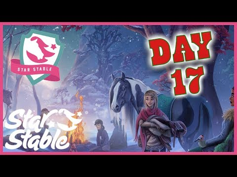 Star Stable Online Holiday Calendar 2019 Day 17 FREE SSO CODE!