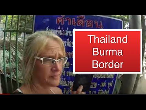 Thailand Burma Border HD