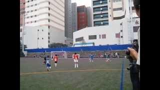 傑志青少年單日足球聯賽(U10) 荃灣 vs 香港教育學院賽