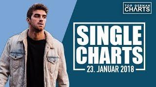 TOP 20 SINGLE CHARTS - 23. JANUAR 2018