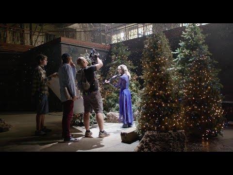 Lindsey Stirling - Carol of the Bells - Behind the Scenes