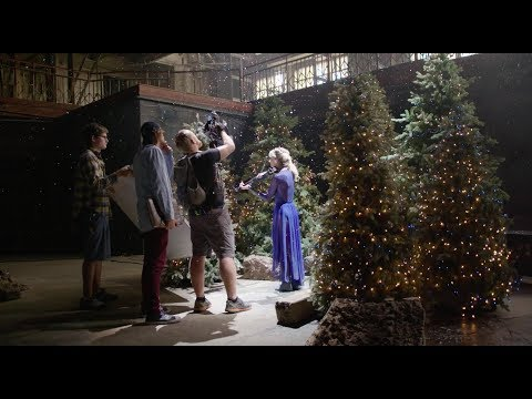 Lindsey Stirling - Carol of the Bells - Behind the Scenes Mp3