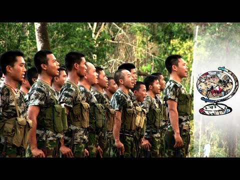 Inside the Taang National Liberation Army of Burma