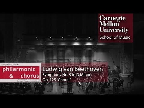 """carnegie-mellon-philharmonic-&-chorus---beethoven:-symphony-no.-9-in-d-minor,-op.-125-""""choral"""""""