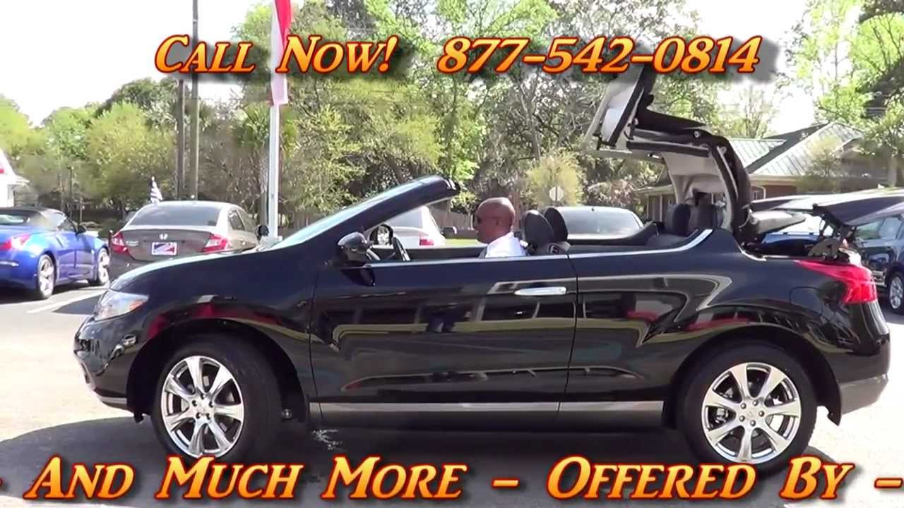 All New 2014 Nissan Murano CrossCabriolet AWD 300371 Offered By