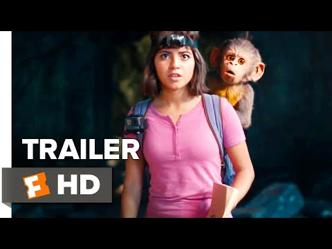 dora-and-the-lost-city-of-gold-trailer-#2-(2019)-|-movieclips-trailers