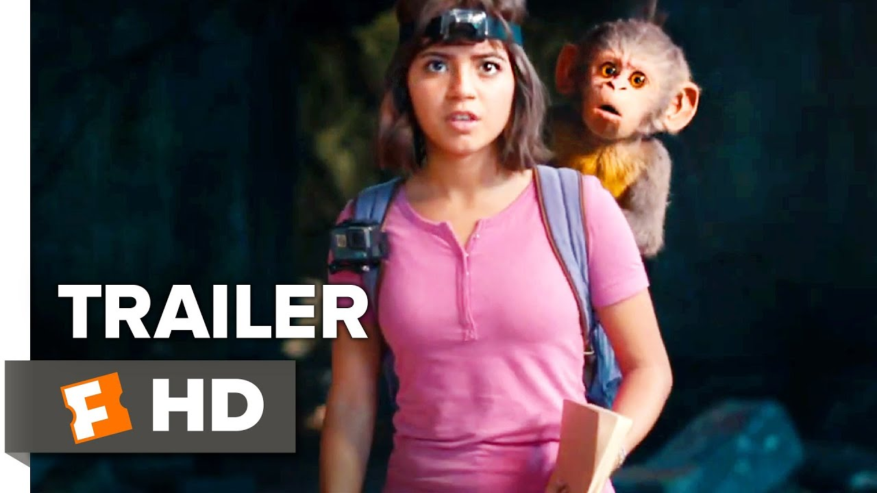 Dora and the Lost City of Gold Trailer #2 (2019)