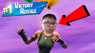 The MarksLatvia666 Fortnite Gameplay Leaked by Cilveks (Pro Forghtnyte Gaymers Pt.2)