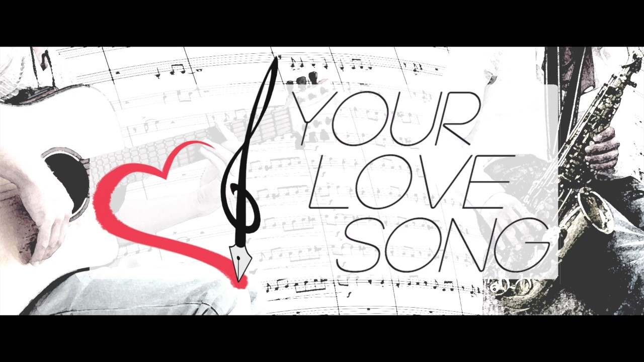 Wedding March Song.Wedding March In Song From Groom To Bride Thick And Thin By Your