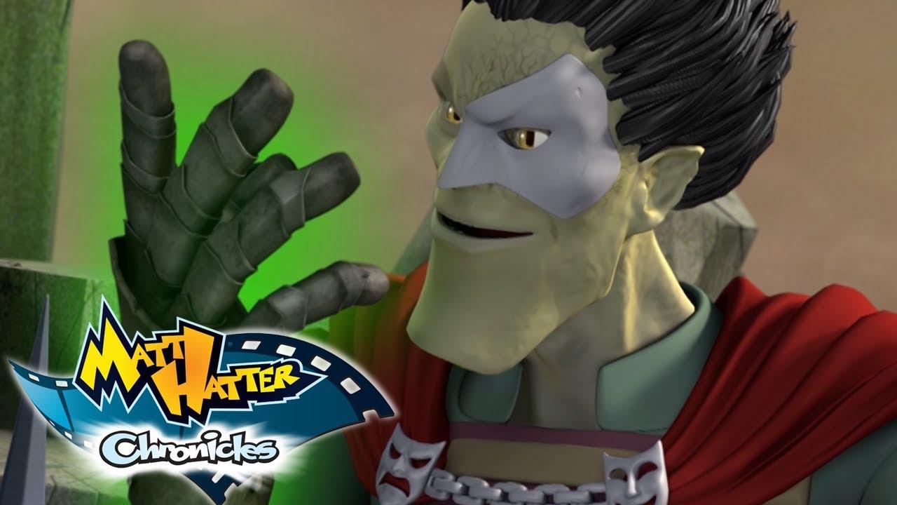 Matt Hatter Chronicles | The Key of Realms | Episode 39 Season 3 | Cartoons  For Kids